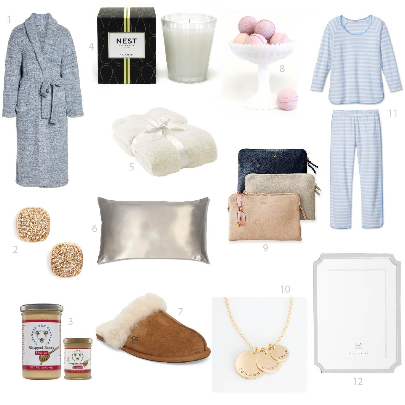 gift guide new mom mama holiday