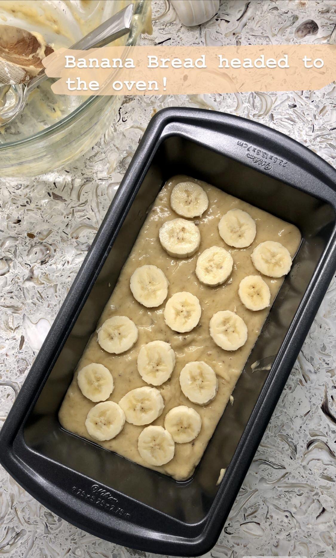 quick easy banana bread